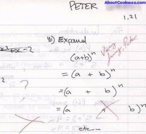 math-fail