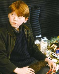 Ron might be my favorite...look at that face.
