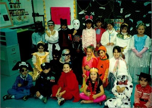 Halloween - 2nd Grade Class